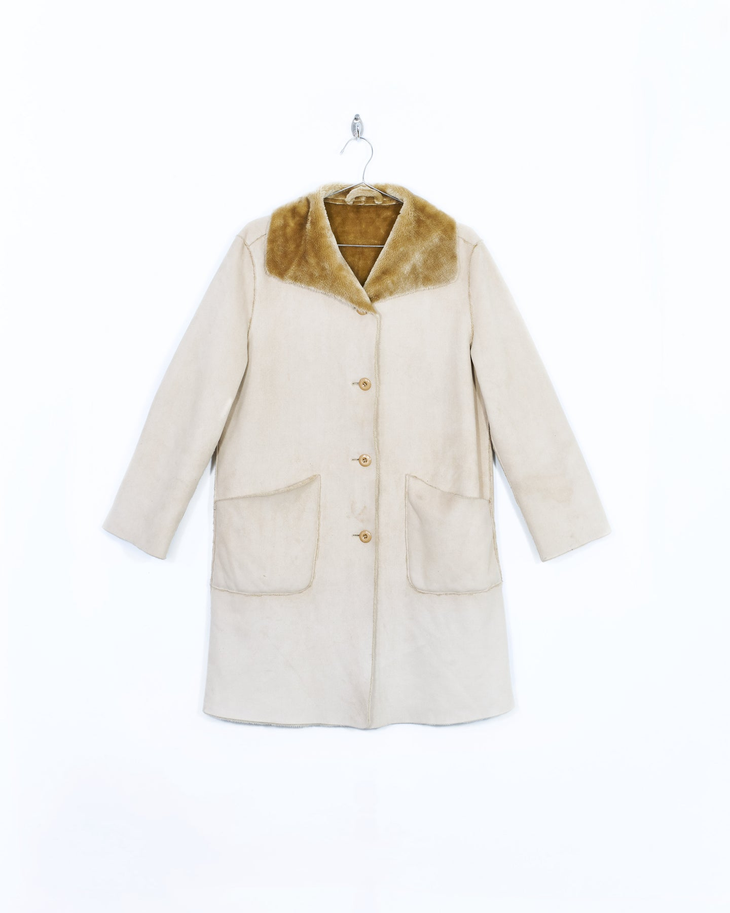 Soft London Fog Coat