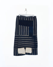 Load image into Gallery viewer, Boro Wrap Skirt