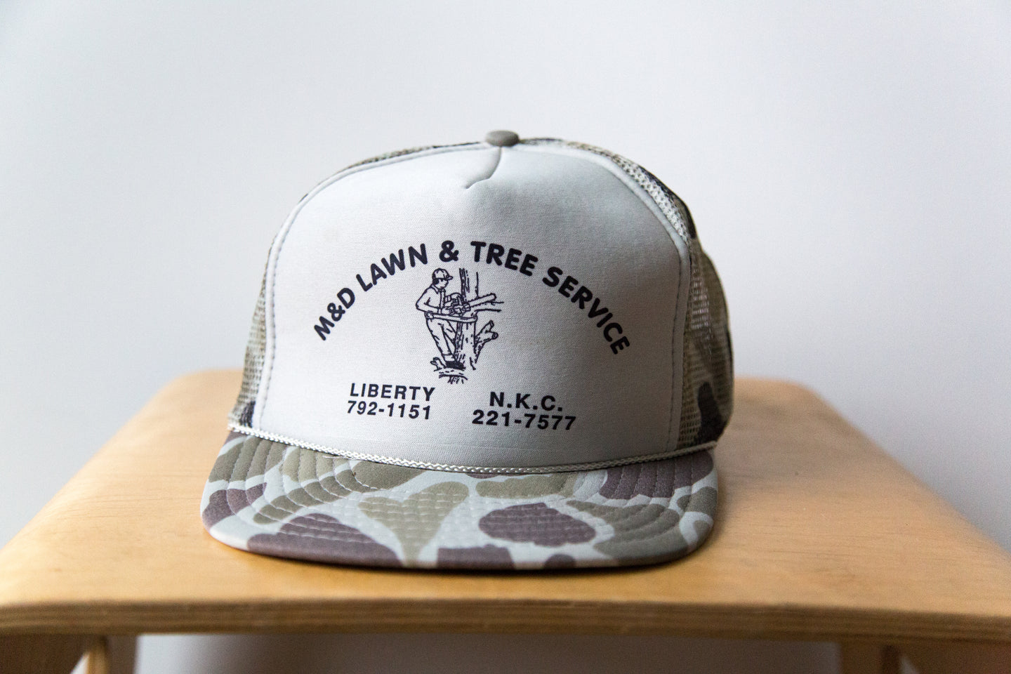Trucker Hat - M&D Lawn