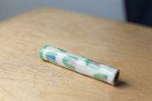 Load image into Gallery viewer, Porcelain One Hitter - Green Arches