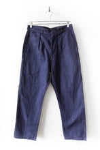 Load image into Gallery viewer, Pleated French Workwear Pants 30x30