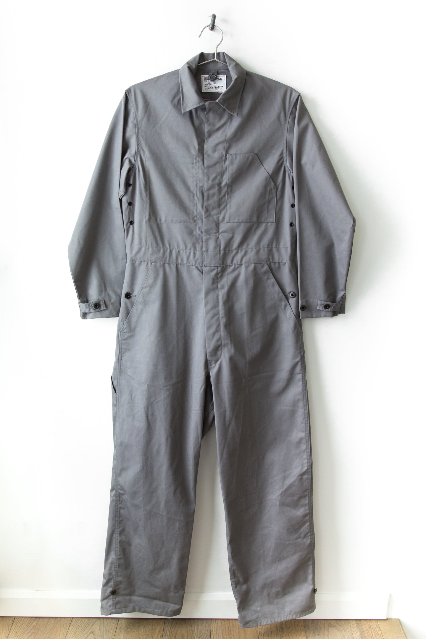 Grey Mechanics Coveralls