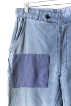 Load image into Gallery viewer, Darned Legs French Workwear Pant 34x27