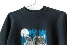 Load image into Gallery viewer, Wolf Crewneck Sweater