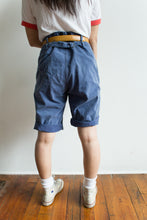 Load image into Gallery viewer, 1985 German Military Workwear HBT Shorts Size 28-34