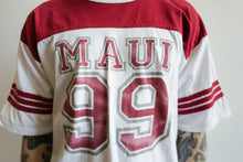 Load image into Gallery viewer, Maui 99 Football Tee