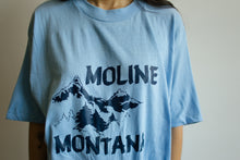 Load image into Gallery viewer, Moline Montana Graphic Tee