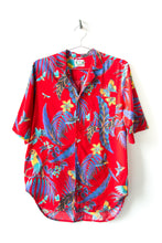 Load image into Gallery viewer, 1980s Toucan Sportswear Hawaiian Shirt