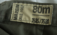 Load image into Gallery viewer, 1987 Soft French Military Shorts Size 31