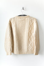 Load image into Gallery viewer, 1960's Wool Handknit Sweater