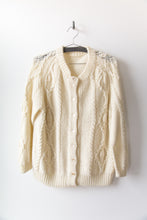 Load image into Gallery viewer, Wool Cardigan