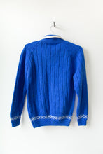 Load image into Gallery viewer, Wool Collared Sweater