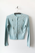 Load image into Gallery viewer, Tassel Cashmere Cardigan