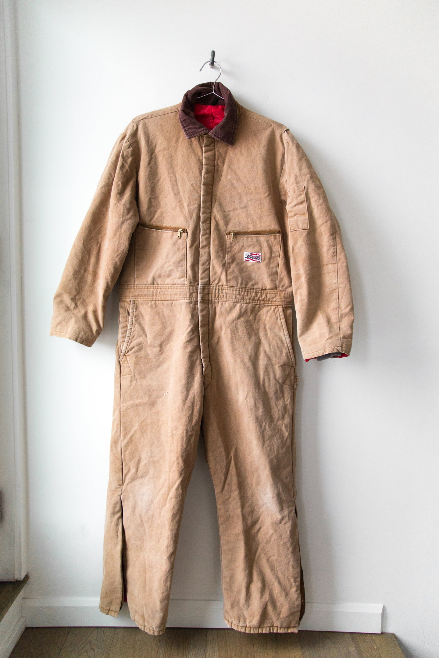 Liberty Insulated Canvas Coveralls