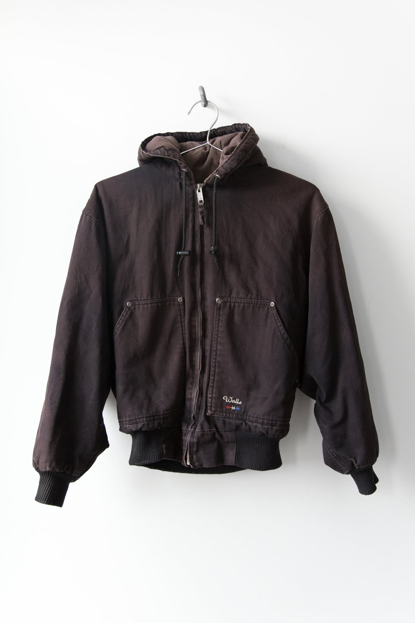Walls Canvas Hooded Jacket