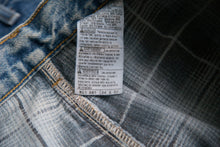 Load image into Gallery viewer, Carhartt Denim Flannel Lined - 32x31