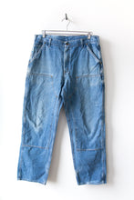 Load image into Gallery viewer, Double Knee Carhartt Denim - 34x33