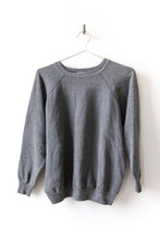 Load image into Gallery viewer, Soft Grey Crewneck Sweater