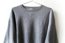Load image into Gallery viewer, Heather Grey Crewneck Sweater