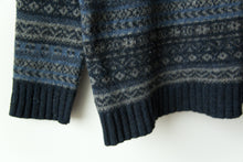 Load image into Gallery viewer, Patterned Wool Sweater