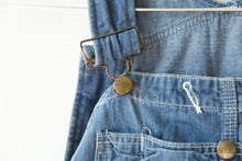 Load image into Gallery viewer, 1950's Sears Union Made Overalls