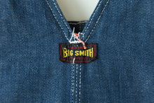 Load image into Gallery viewer, Big Smith Sanforized Overalls