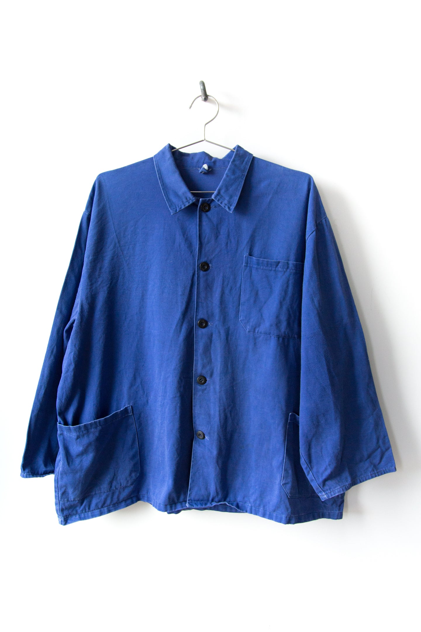 Three Pocket French Chore Jacket