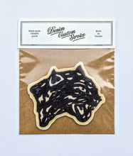 Load image into Gallery viewer, Chain Stitch Letterman Patch - Panther