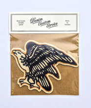 Load image into Gallery viewer, Chain Stitch Letterman Patch - Eagle