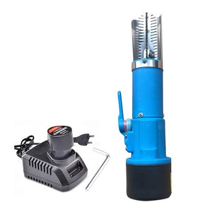 Rechargeable Electric Fish Scaler Tool