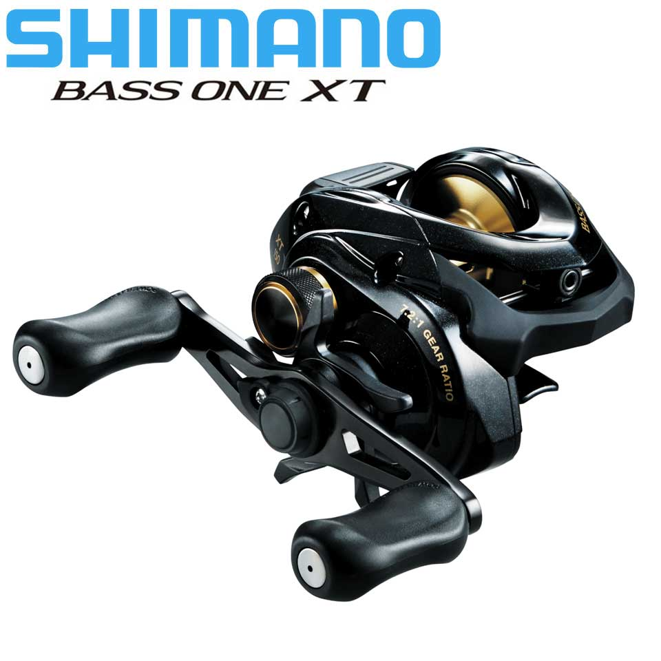 SHIMANO  BASS ONE XT Baitcasting Reel - Fishing Manor