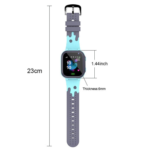 SmartiZ Phone Watch Dimensions
