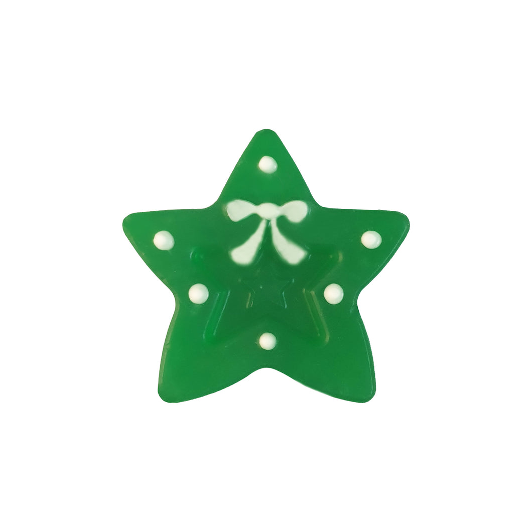 Christmas Star Soap