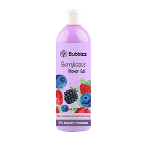 Berrylicious Shower Gel