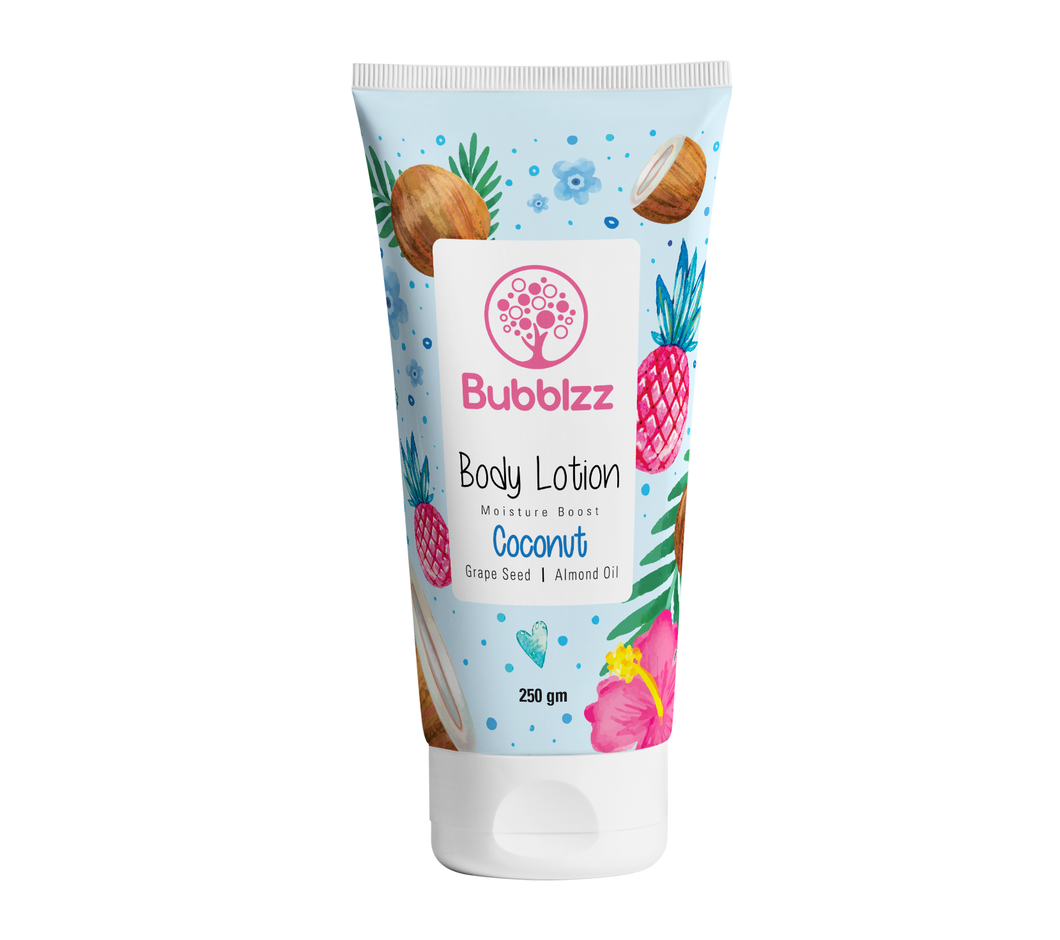 Coconut Ultra Rich Body Lotion