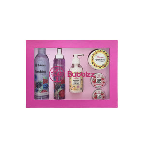 Berry Musk Skin Care Gift Set