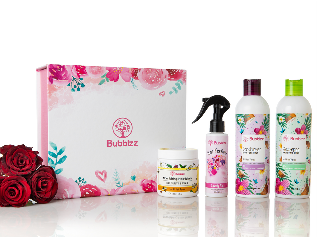 Hair Care Gift Set