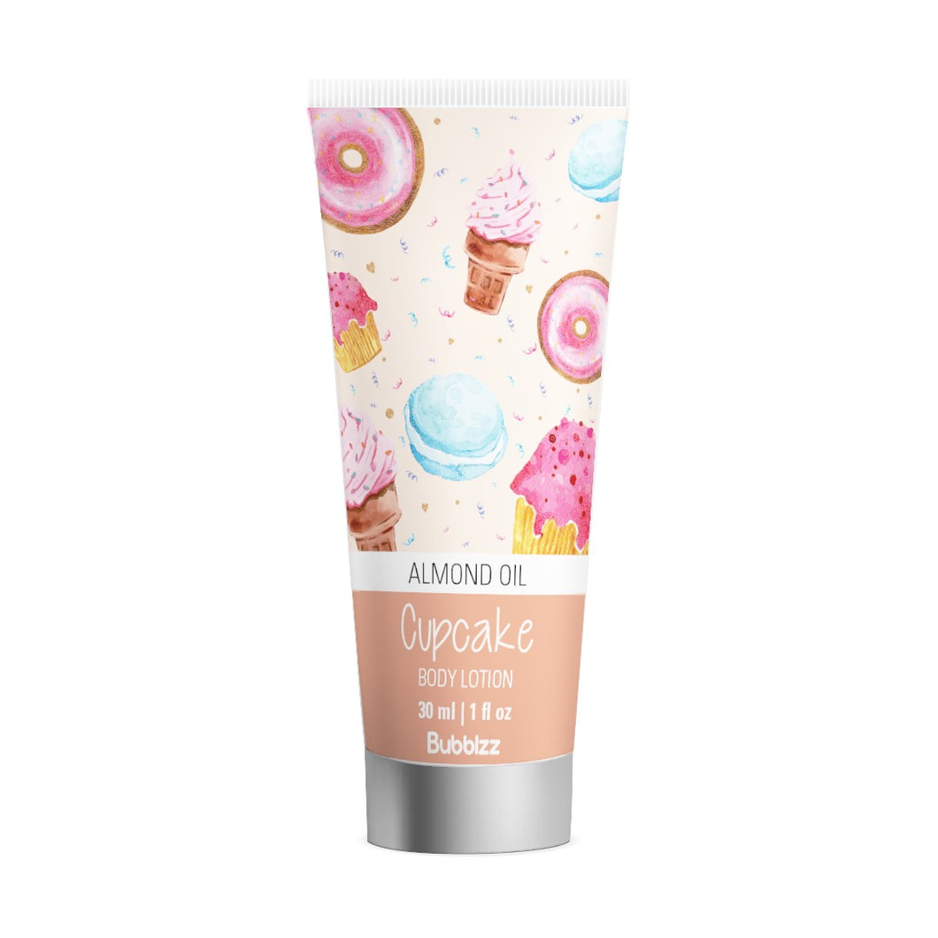 Cupcake Travel Size Hand & Body Lotion