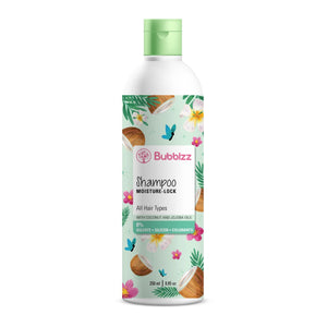 Moisture Lock Shampoo for all Hair Types