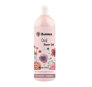 Oud Shower Gel