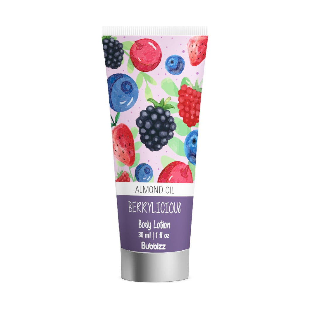 Berrylicious Travel Size Hand & Body Lotion