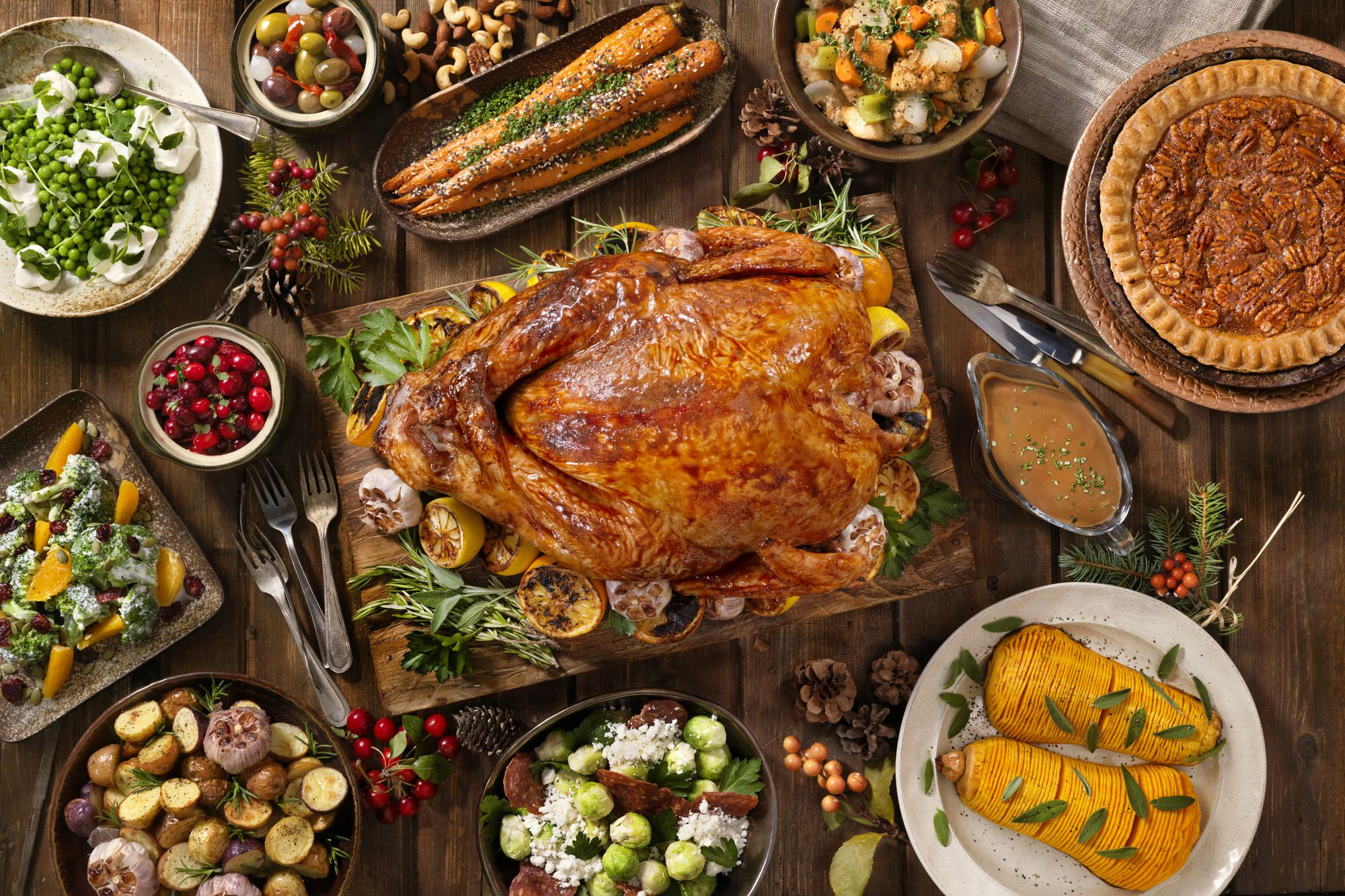 Tips to Eating Mindfully During the Holidays
