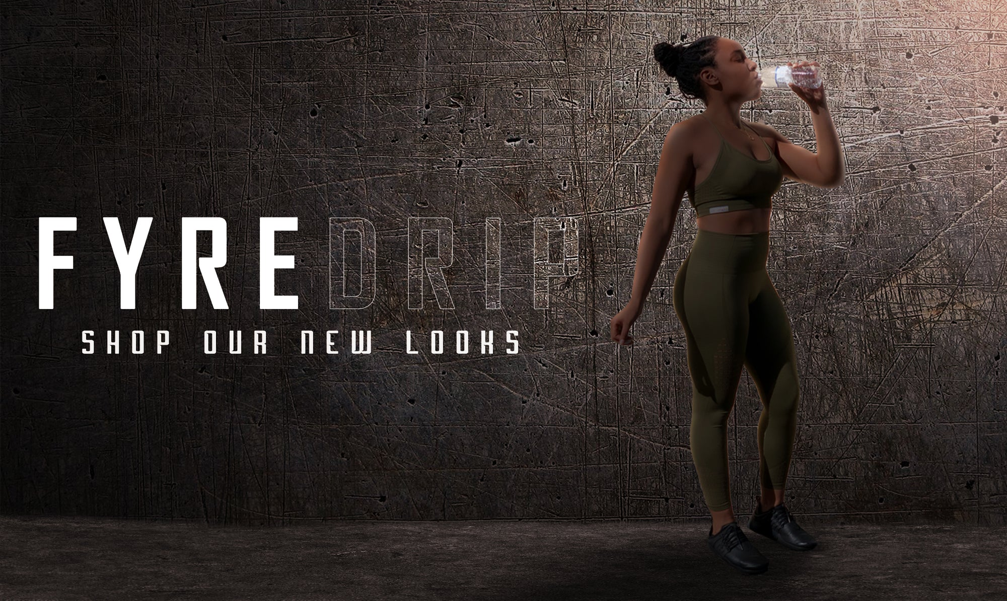 Fyredrip Athleisure and Athletic clothing