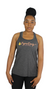 Go With The Flow Racerback Tank Top - FyreDrip