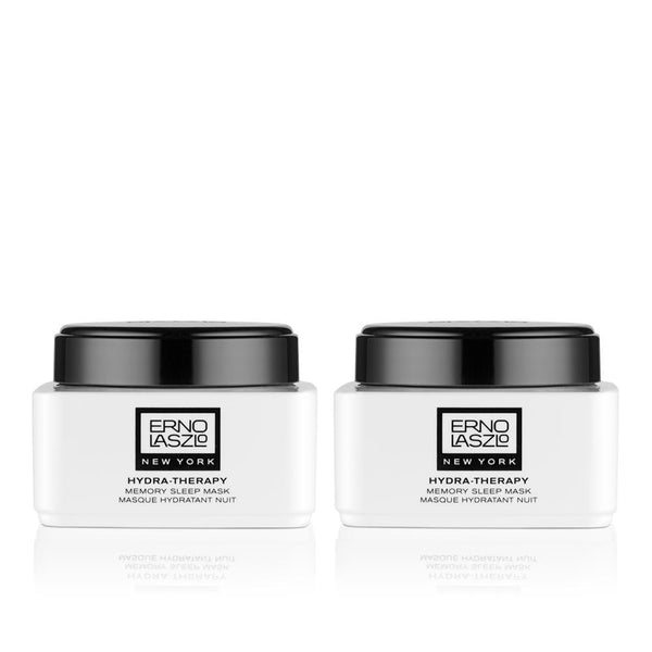 Hydra-Therapy Memory Sleep Mask Duo