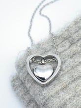 Load image into Gallery viewer, Heart to Heart Necklace