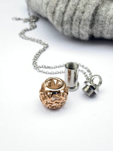 Load image into Gallery viewer, Lantern Love Necklace