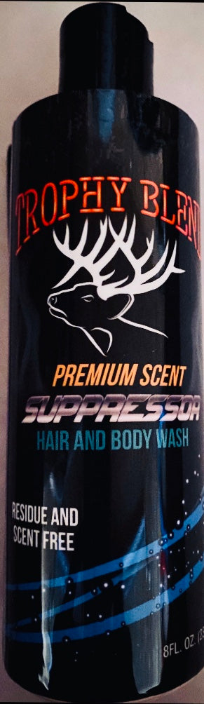 Hair and Body Wash - 8OZ