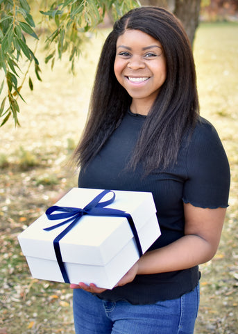 Kessiah Lawrence - Owner of Chesco Box