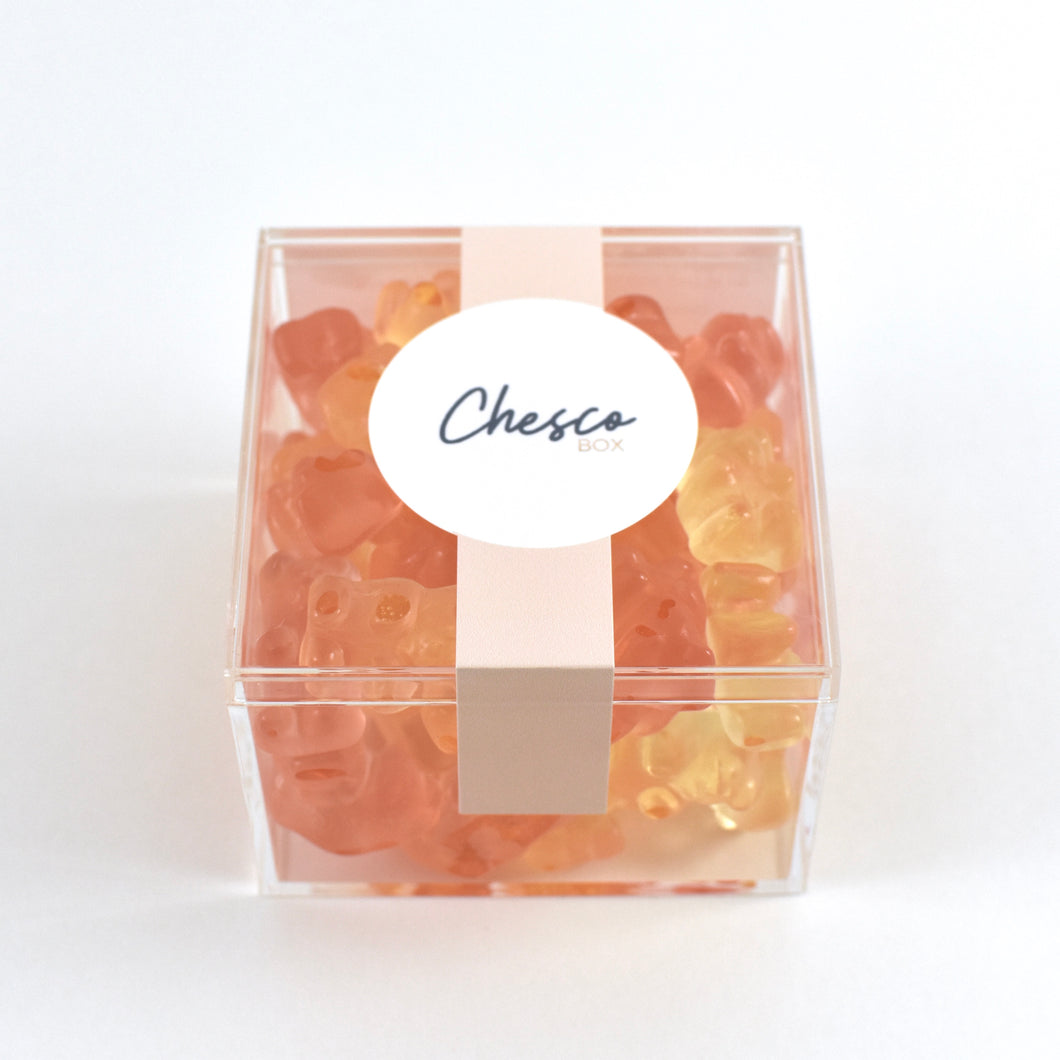 Mini Prosecco Gummy Bears